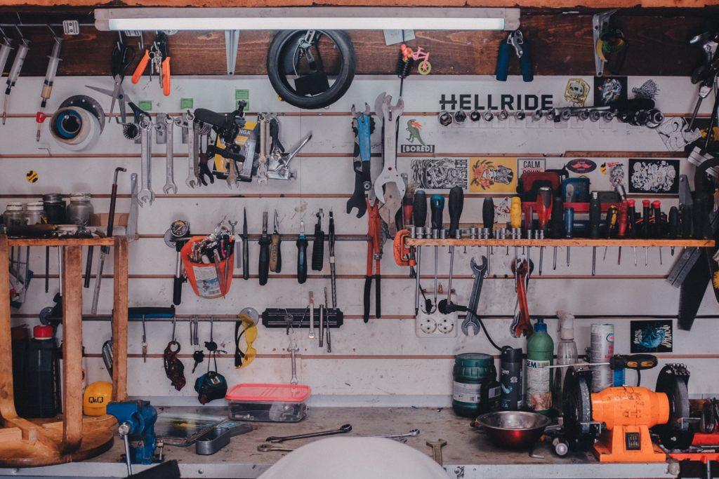 工具を買おう
