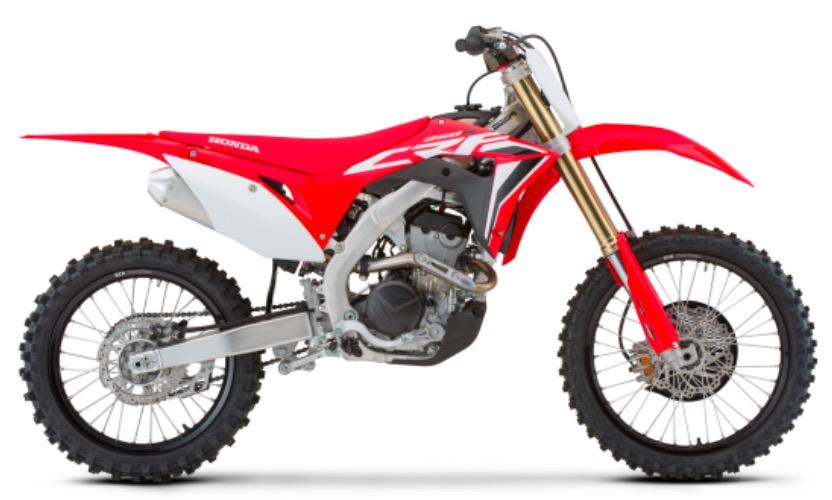 【CRF250R】250cc