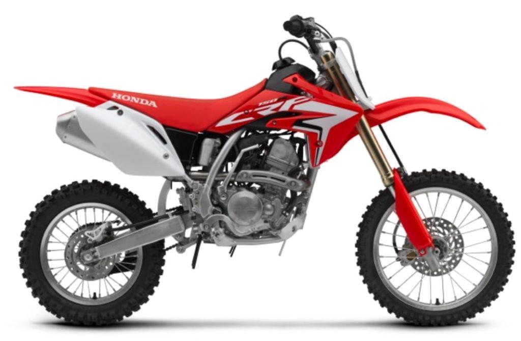【CRF150R】150cc